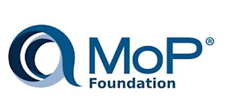 Management of Portfolios – Foundation 3Days Virtual Training - HamiltonCity tickets