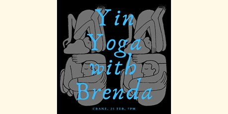 Yin Yoga with Brenda tickets