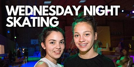 Wednesday Night Skating - 27 January 2021 tickets