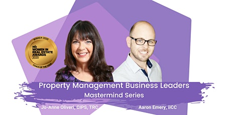 Property Management Business Leaders Mastermind Series - Alex Surf Club tickets