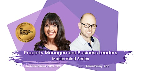 Property Management Business Leaders Mastermind Series - Rydges Southbank tickets