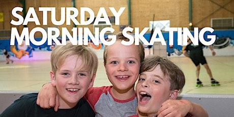 Saturday Morning Skating -  30 January 2021 tickets