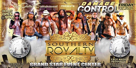 Damage Control: Southern Royalty tickets