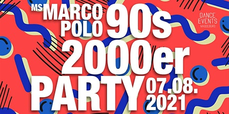 90/200er Party Tickets