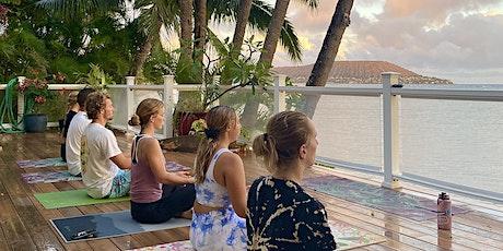 Monday Sunset Vibes Yoga tickets