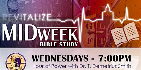 "Mid-Week Bible Study ""Hour of Power"" tickets"