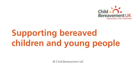 Supporting Bereaved Children and Young People (3 hour webinar) tickets