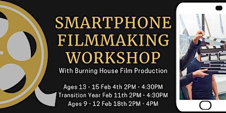 Smartphone Filmmaking Workshop - Transition Year tickets