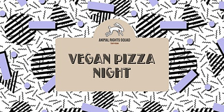 Vegan Pizza Night tickets