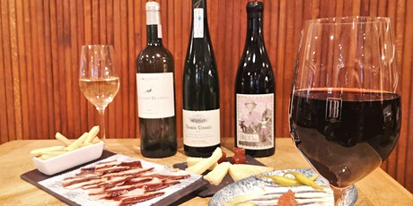 A wine journey through Spain's lands and climates tickets