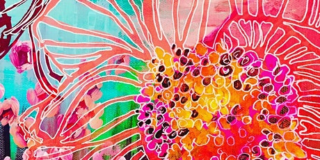 Garden in Bloom: An Arty Adventure in Creating Colour Filled Blooms! tickets