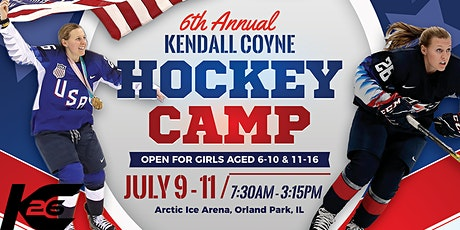 2021  Kendall Coyne Hockey Camp tickets