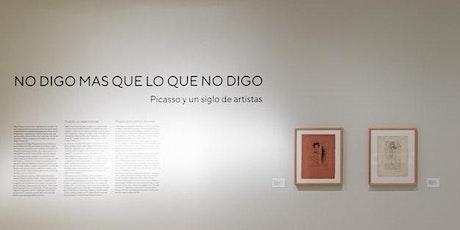 """Un MACA en fin de semana.  """"Picasso y un siglo de artistas"""" tickets"""