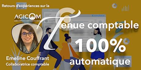 100% de la tenue comptable en automatique : retour d'expérience  Agicom billets