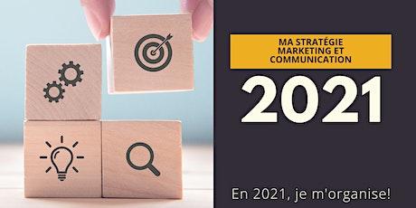 Webinar - Créez votre stratégie marketing & digital pour 2021 billets