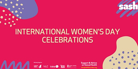 International Women's Day Celebration: SASH's 2021 Women Heroes tickets