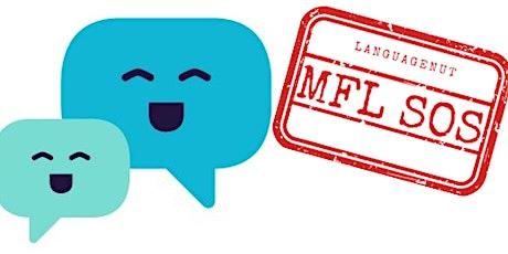 MFL SOS: Practical tips for NQT/ new teacher mentors tickets