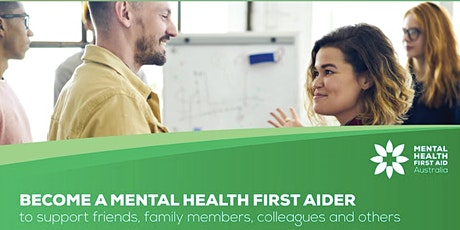 June Blended Mental Health First Aid Community Course on Saturdays tickets