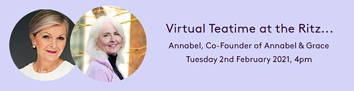 Teatime with Tricia - Annabel, Co-Founder of online mag Annabel & Grace image