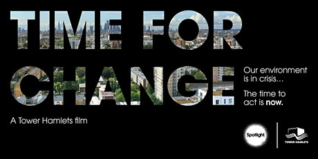 Time for Change Film Premiere and Q&A tickets