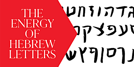 The Energy of the Hebrew Letters (DE) Tickets