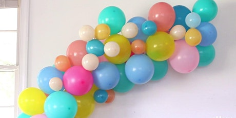 Event design And Balloon Décor Training tickets