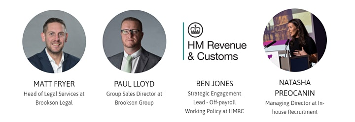 IR35 Changes & Obligations – A Conversation with HMRC image