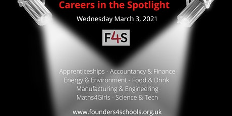 Careers in the Spotlight tickets