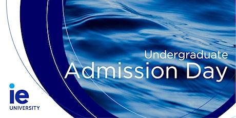 Admission Day - Germany, Austria, Switzerland &Nordics tickets