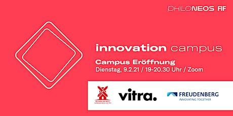 Innovation Campus / Campus Eröffnung Tickets
