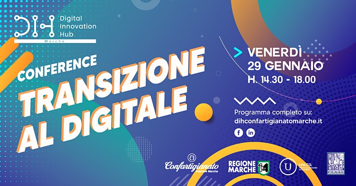 Immagine Open Week Digital Innovation Hub Confartigianato Imprese Marche