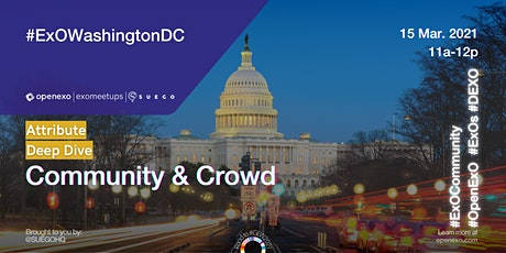 ExO Washington DC: Community & Crowd Deep Dive tickets