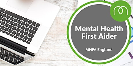 Mental Health First Aid - Online February 2021 tickets