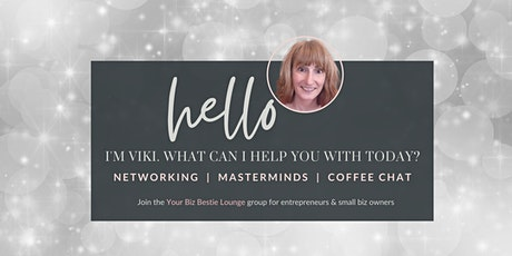 Online Coffee Chat for FUN freelancers, entrepreneurs & SME owners tickets