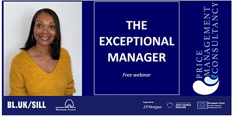 The Exceptional Manager tickets