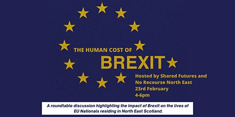 The Human Cost of Brexit:  Roundtable Discussion tickets