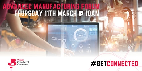 Advanced Manufacturing Forum tickets