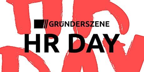 Gründerszene HR Day - 30.09.21 Tickets