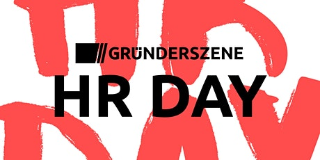 Gründerszene HR Day - 25.11.21 Tickets