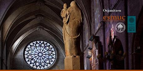 Carmina in Presbyterium - Cor i ministrers de Música Antiga de l' ESMUC entradas