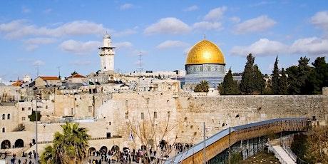 Jerusalem Holy Sites virtual tour tickets