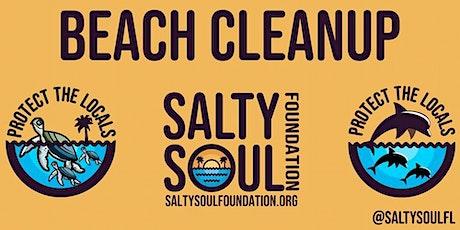 November Beach Cleanup tickets