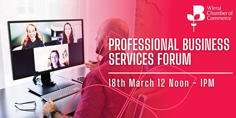 Professional Business Services Forum tickets