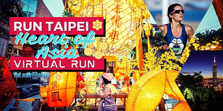 Run Taipei Heart of Asia Virtual Run image