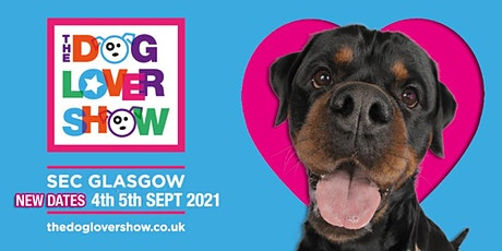 The Dog Lover Show 2021 tickets