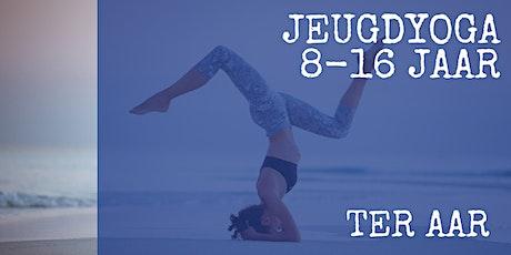 Jeugdyoga tickets