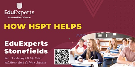 EduExperts Stonefields | High School Preparation Test tickets