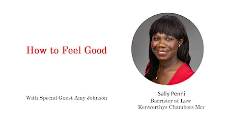 How to Feel Good with Amy Johnson tickets