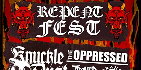 REPENT FEST tickets