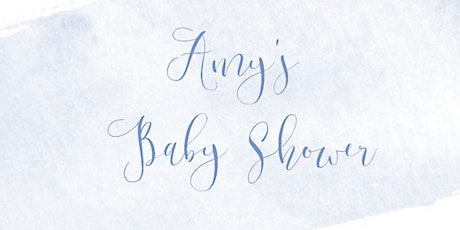 Amy's 'Drive by' Baby Shower tickets